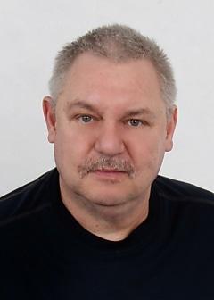 Porträt von Roland  Ernst