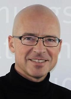 Porträt von Harald Sigel